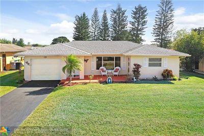 Tamarac FL Single Family Home For Sale: $299,999