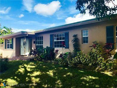 Wilton Manors Single Family Home Backup Contract-Call LA