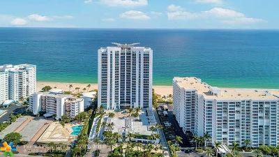 Condo/Townhouse Pending Sale: 1600 S Ocean Blvd #402