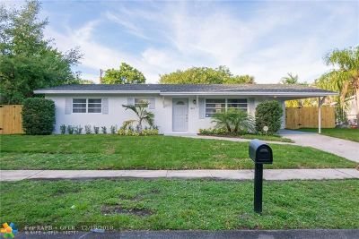 Boca Raton Single Family Home For Sale: 1617 NW 4th St