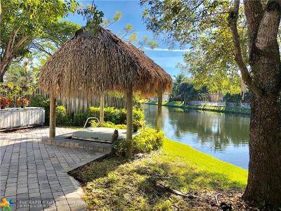 Plantation Single Family Home Backup Contract-Call LA: 1101 NW 108 Av