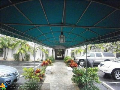 Fort Lauderdale Condo/Townhouse For Sale: 215 NE 16th Ave #101