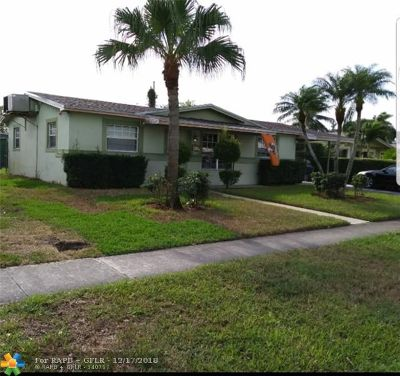 Lauderdale Lakes Single Family Home Backup Contract-Call LA: 3610 NW 41st St