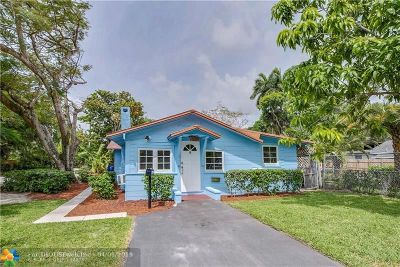 Fort Lauderdale Single Family Home For Sale: 331 SW 9th Ave