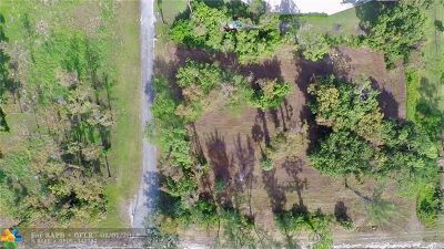 Parkland Residential Lots & Land For Sale: 5756 NW 63rd Way