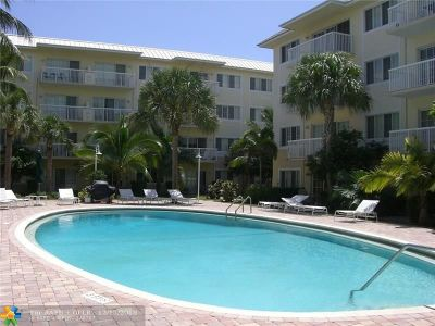Fort Lauderdale Condo/Townhouse For Sale: 1515 E Broward Blvd #414