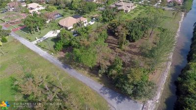 Parkland Residential Lots & Land For Sale: 5720 NW 63rd Way
