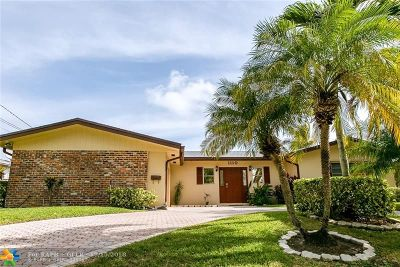 Pompano Beach Single Family Home For Sale: 1110 SE 5th Ave