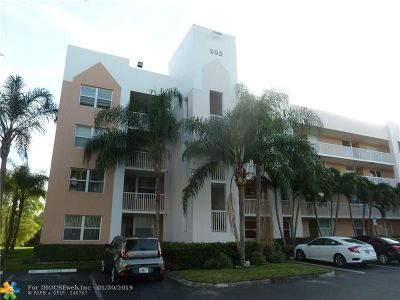 Sunrise Condo/Townhouse For Sale: 10160 NW 24 Pl #101