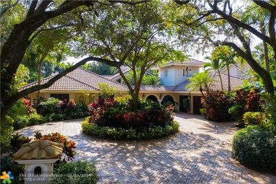 Coral Springs FL Single Family Home For Sale: $625,000