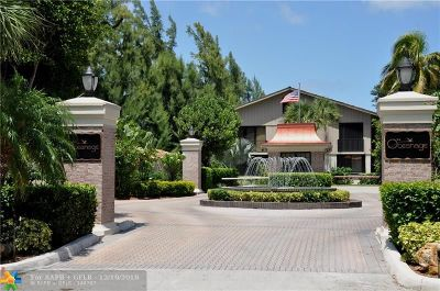 Fort Lauderdale Condo/Townhouse For Sale: 1696 S Ocean Ln. #269