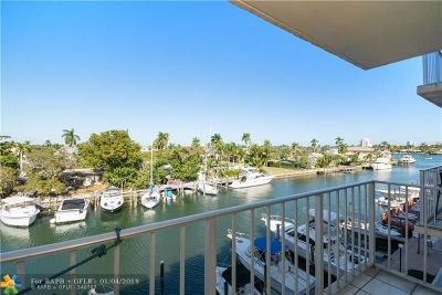 Fort Lauderdale Condo/Townhouse Sold: 1777 SE 15th St #407