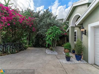 Boca Raton Single Family Home For Sale: 1421 SW 18th Street