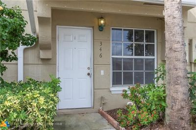 Broward County, Collier County, Lee County, Palm Beach County Rental For Rent: 346 SW 121st Ter