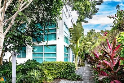 Fort Lauderdale FL Condo/Townhouse For Sale: $649,000