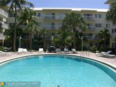 Fort Lauderdale FL Condo/Townhouse For Sale: $207,500