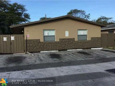 Fort Lauderdale FL Multi Family Home For Sale: $629,000
