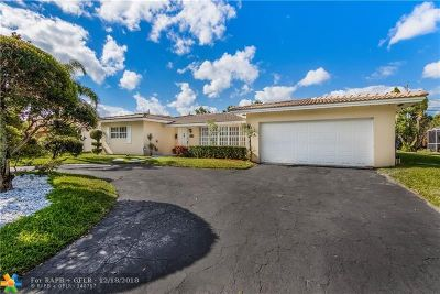 Fort Lauderdale FL Single Family Home For Sale: $639,900