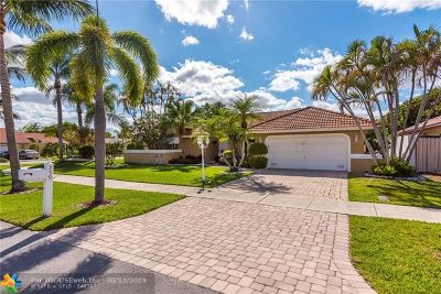 Deerfield Beach Single Family Home For Sale: 259 NW 37th Way