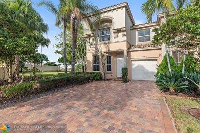 Miramar Condo/Townhouse For Sale: 4790 SW 165th Ave #4790