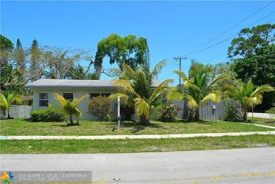 Broward County, Collier County, Lee County, Palm Beach County Rental For Rent: 1501 SW 12th Ct