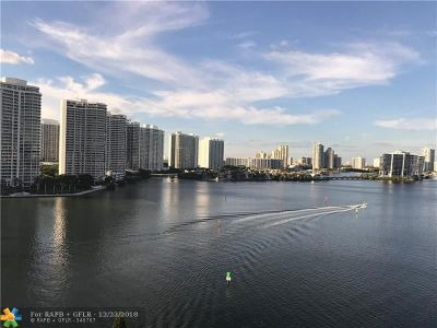 Sunny Isles Beach Condo/Townhouse For Sale: 301 174th St #1402