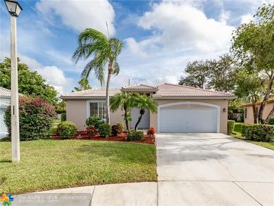 Tamarac Single Family Home Backup Contract-Call LA: 7872 NW 77th Ave
