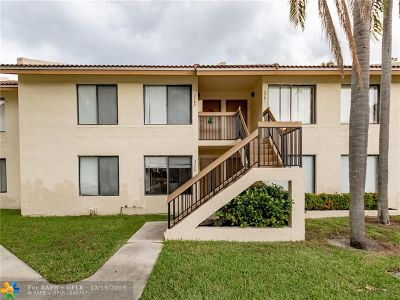 Coral Springs Condo/Townhouse Backup Contract-Call LA: 2572 Riverside Dr #413
