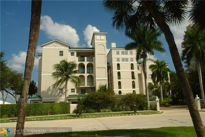 Fort Lauderdale FL Condo/Townhouse For Sale: $1,349,000