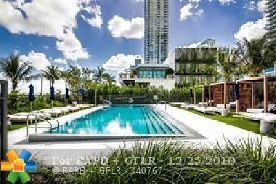 Miami Condo/Townhouse For Sale: 3131 7th Ave #4104