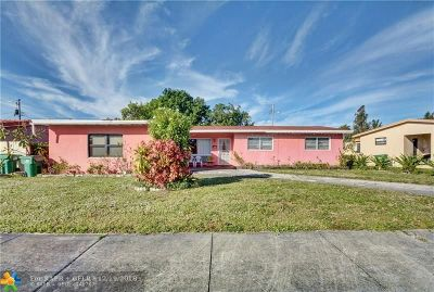 Miami Single Family Home For Sale: 831 NW 173rd Ter