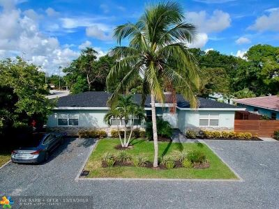 Broward County, Collier County, Lee County, Palm Beach County Rental For Rent: 1301 NE 16th Ave