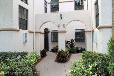 Boynton Beach FL Condo/Townhouse For Sale: $196,900