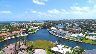 Lighthouse Point Residential Lots & Land For Sale: 2530 NE 32nd Ct