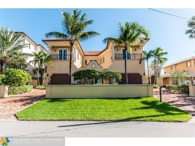 Broward County Rental For Rent: 1902 Bay Dr
