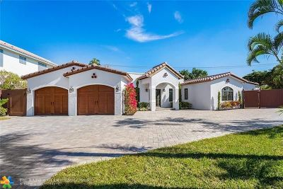 Boca Raton Single Family Home For Sale: 800 NW 4th Ct