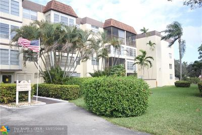Plantation Condo/Townhouse For Sale: 7000 NW 17th St #217