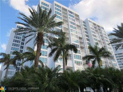 Lauderdale By The Sea Condo/Townhouse For Sale: 1620 S Ocean Blvd #4C