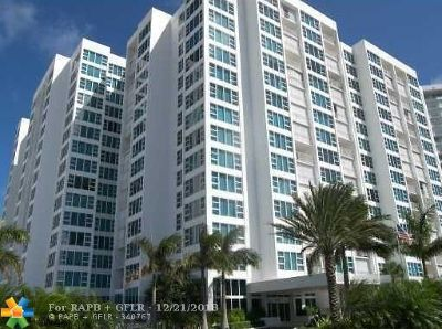 Lauderdale By The Sea Condo/Townhouse For Sale: 1620 S Ocean Boulevard #4e