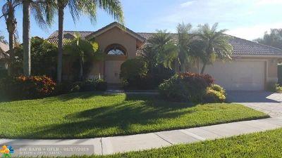 Boynton Beach Single Family Home For Sale: 6856 Grenelefe Rd