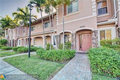 Miramar Condo/Townhouse Backup Contract-Call LA: 2568 SW 83rd Ave #105