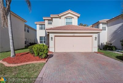 Miramar Single Family Home For Sale: 2031 SW 148