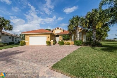 Delray Beach Single Family Home For Sale: 9254 Isles Cay Dr
