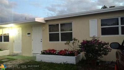 Pompano Beach Multi Family Home For Sale