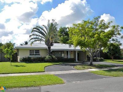 Pompano Beach Single Family Home Backup Contract-Call LA: 441 SE 3rd Ave