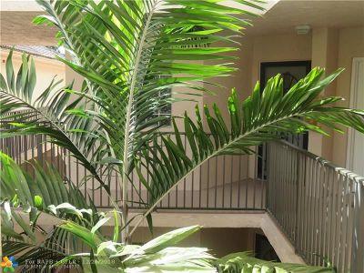 Coconut Creek Condo/Townhouse For Sale: 4161 Coral Tree Cir #365