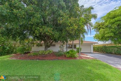 Fort Lauderdale Single Family Home For Sale: 4830 NE 28th Ave