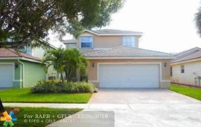Miramar Single Family Home For Sale: 2067 SW 159th Ter
