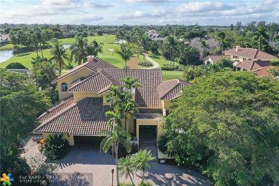 Boca Raton Single Family Home For Sale: 7874 Afton Villa Ct