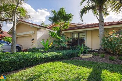 Deerfield Beach Single Family Home Backup Contract-Call LA: 608 Hollows Circle